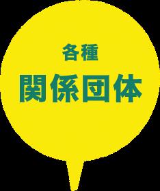 各種関係団体バルーン