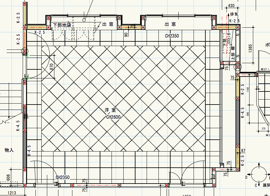 株式会社アトモス・1・建築デザイン・データのスライドイメージ6枚目